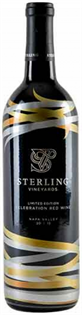 Sterling Vineyards Celebration Red Limited Edition 2012...